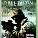 Call of Duty 4 Box Art Cover