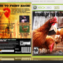 Revenge of the Chickens Box Art Cover