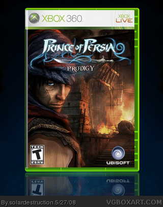 Prince of Persia: Prodigy box cover