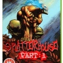 SPLATTERHOUSE PART:1 Box Art Cover