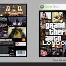Grand Theft Auto: London Box Art Cover