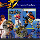 Street Fighter IV Collector's Ed. Box Art Cover