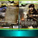 Order of War Box Art Cover