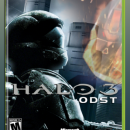 Halo 3: ODST Box Art Cover