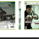 Splinter Cell Conviction Box Art Cover