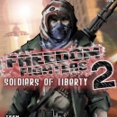 Freedom Fighters 2: Soldiers of Liberty Box Art Cover