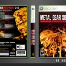 Metal Gear Solid 4: Subsidence Box Art Cover