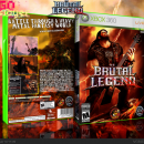 Brutal Legend Box Art Cover