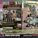 ZOMBIE DOOM SQUAD Box Art Cover