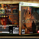 The Elder Scrolls IV: Oblivion Box Art Cover