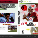 NCAA Football 11 Box Art Cover