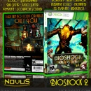 Bioshock 2 Box Art Cover