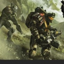 (720) Halo Reach Box Art Cover