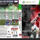 Pro Evolution Soccer 2011 Box Art Cover
