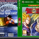 Dragonball Raging Blast Box Art Cover