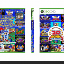 Sonic Anniversary Box Art Cover
