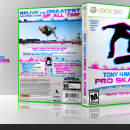 Tony Hawk's Pro Skater Box Art Cover