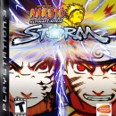 Naruto Ultimate NInja Storm Box Art Cover