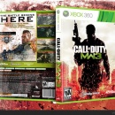 Call Of Duty: Modern Warfare 3 Box Art Cover