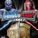 WWE SmackDown! vs. RAW 2007 Box Art Cover