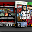 Grand Theft Auto III HD Box Art Cover