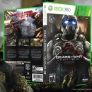 Gears of War 3 Box Art Cover