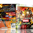 Ultimate Marvel vs. Capcom 3 Box Art Cover