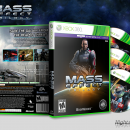 Mass Effect: Trilogy Box Art Cover