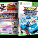 Sonic & All-Stars Racing Transformed Box Art Cover