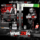 WWE 2K14 - What if? Box Art Cover