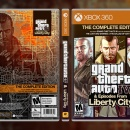 Grand Theft Auto IV: The Complete Edition Box Art Cover