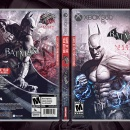 Batman Arkham City Game of the year Edition Box Art Cover