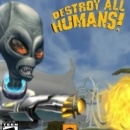 Destroy All Humans Box Art Cover