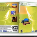 Sonic The Hedgehog Online Box Art Cover