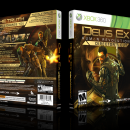 Deus Ex: Human Revolution - Director's Cut Box Art Cover