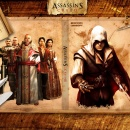 Assassins Creed II Box Art Cover