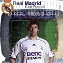 Real Madrid Football Box Art Cover