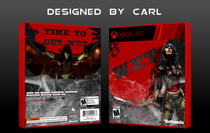 Wet box art cover