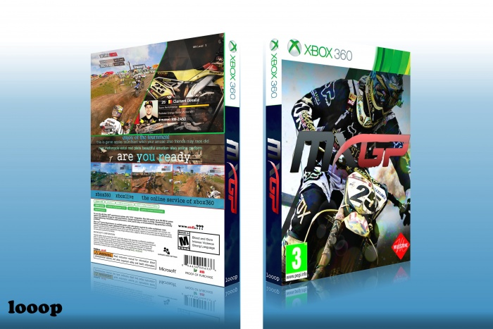 mx gp box art cover