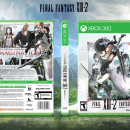 Final Fantasy XIII-2 Box Art Cover