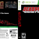 Deadpool - The Game Box Art Cover