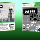 Oasis: Rock Band Box Art Cover