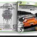 Need For Speed: Porsche 2007 Box Art Cover