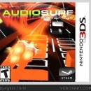 Audiosurf 3DS Box Art Cover
