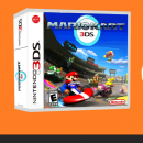 Mario Kart 3DS Box Art Cover