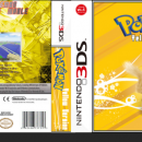 Pokemon Yellow 3D Box Art Cover