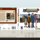 Professor Layton and the Ace Attorney Box Art Cover