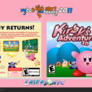 Kirby's Adventure 3D Box Art Cover
