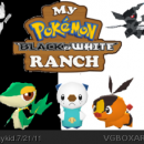 My Pokemon Black and White Ranch Box Art Cover