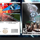 Final Fantasy VII 3D Box Art Cover
